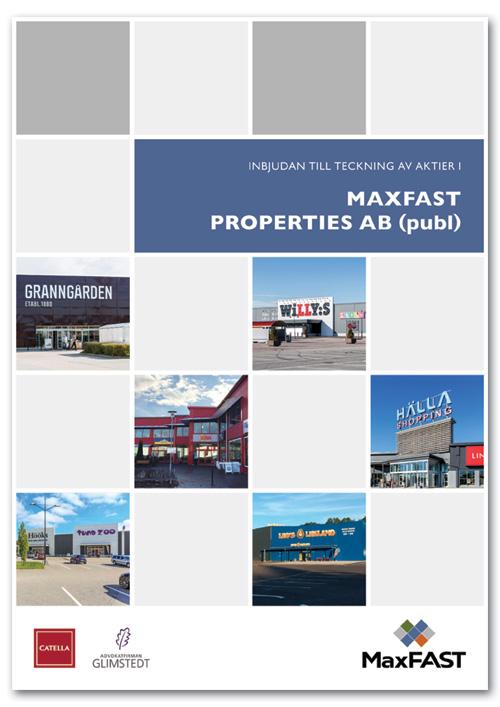 Maxfast-properties