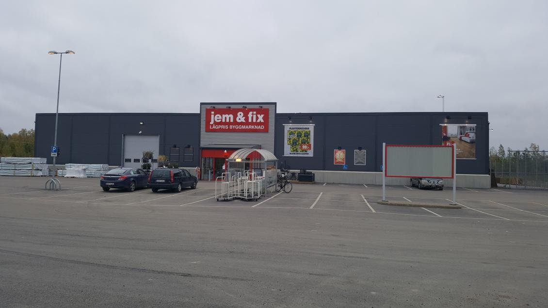 Jem&Fix Sandviken