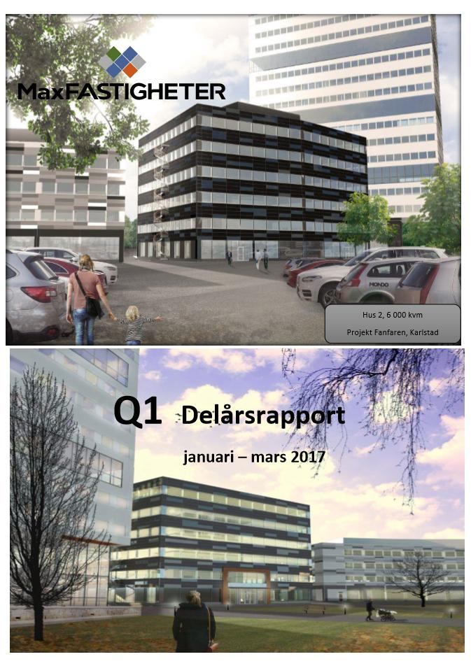 Delårsrapport Q1
