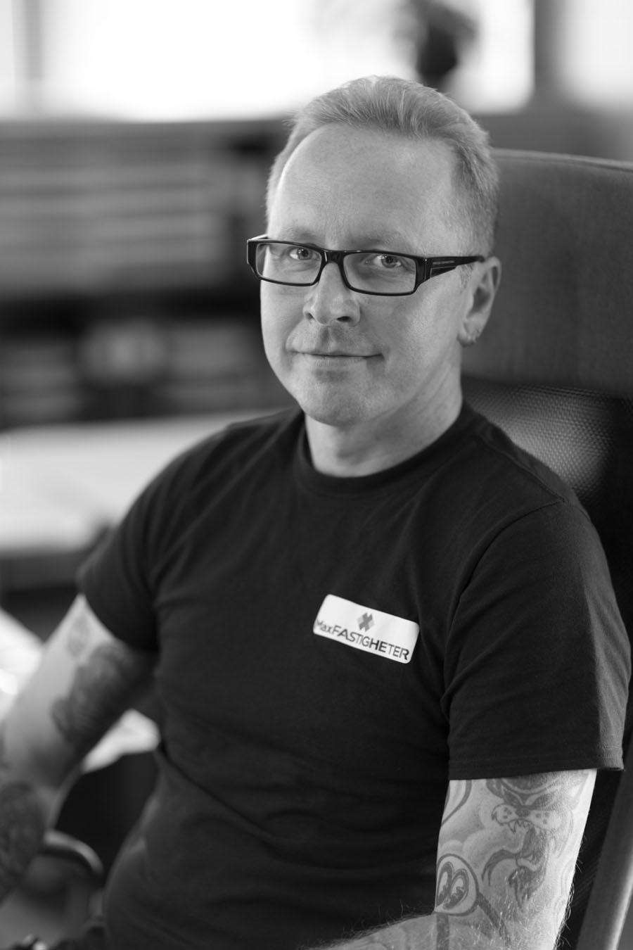 Janne Fält, Drifttekniker