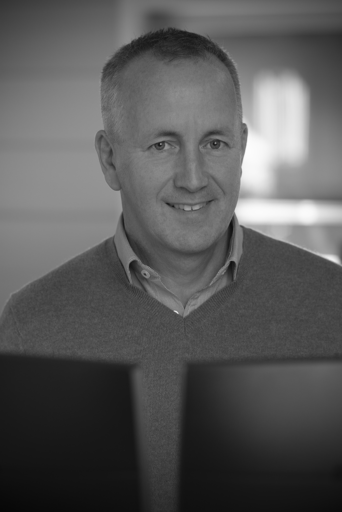 Henrik Morén, CFO